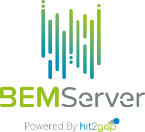 BEMServer - Powered by HIT2GAP