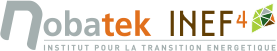 Logo Nobatek / INEF4